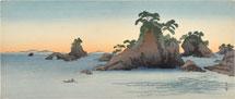Yoshimoto Gesso Islands of Trees