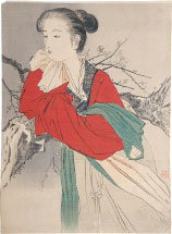 Kajita Hanko The Hermit in Floating Silk (Rafusen)