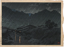 Scenes from Japan, Hasui