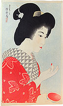 Shinsui, Rouge