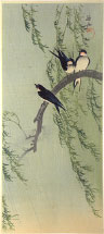 Ito Sozan Barn Swallows