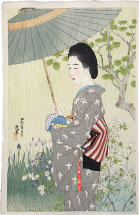 Ito Shinsui Early Summer Rain