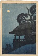 Ito Shinsui  Ishiyamadera Temple