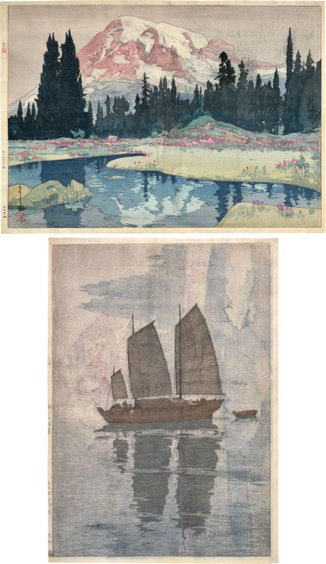 Scholten Japanese Art | Japanese Woodblock Prints Paintings