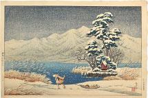 Ito Takahashi Lake Shibayamagata, Kaga