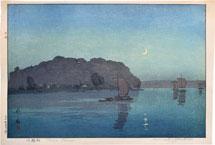 Hiroshi Yoshida Tone River