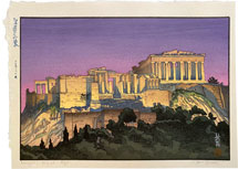 Paul Binnie Acropolis - Night