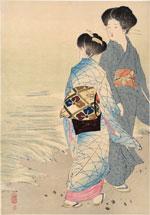Takeuchi Keishu Seashore