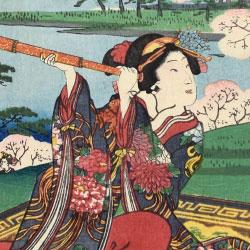 Utagawa Hiroshige II & Utagawa  Kunisada (Toyokuni III)