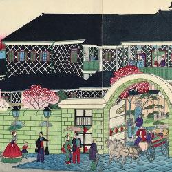 Utagawa Hiroshige III (Ando Tokubei)