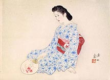Ito Shinsui Ideal Japanese Woman