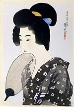 Shinsui, married woman