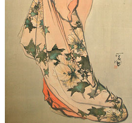 paintings by Shin Hanga artists