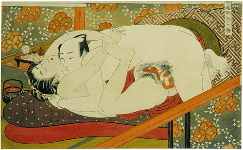 Japanese couple in love hotel night 3