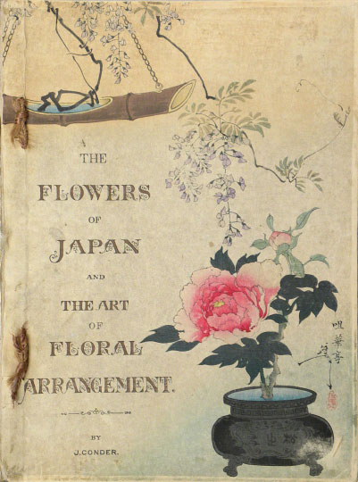 Flowers of Japan and the Art of Floral Arrangements